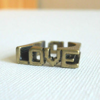 Digital Antique LOVE Ring [2856] - $11.00 : Vintage Inspired Clothing & Affordable Summer Dresses, deloom | Modern. Vintage. Crafted.