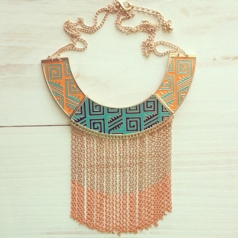 Pree Brulee - Gypsy Festival Necklace