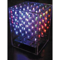 Hypnocube - programmable LED light show | Edmund Scientific