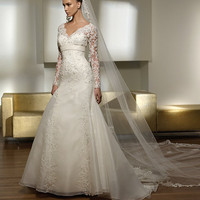Elegant Wedding Dresses 7