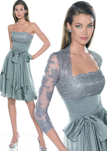 Elegant and beautiful models Night Evening Dresses 3