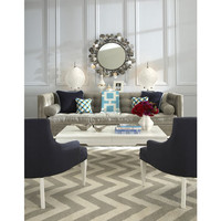 Jonathan Adler Buy This Room: Comfy Glamour Living Room in New