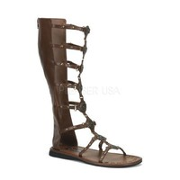 Men`s Roman Medallion Sandle