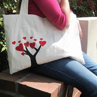 The Friendship Bag In Red - BKD Sig.. on Luulla