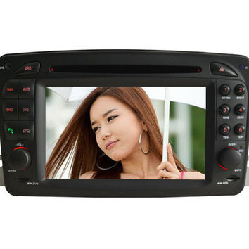 Car DVD Player with Digital TV ATSC for Mercedes Benz Vaneo/ Viano/ Vito/ E-W210