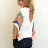 Bohemian Queen Kimono Top -  $38.00 | Daily Chic Tops | International Shipping