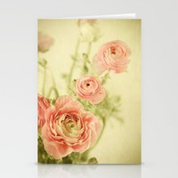 Sweet Spring Stationery Cards by Joy StClaire | Society6