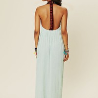 Free People T and B Gauze Coastal Dress