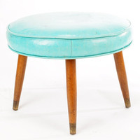 Retro Vintage Foot Stool