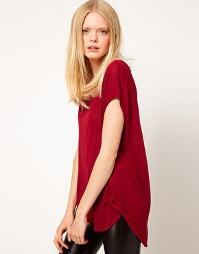 LnA Oak T-Shirt at asos.com