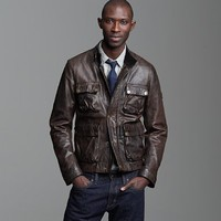 Men's the liquor store - sportcoats & outerwear - Belstaff?- Brad jacket - J.Crew