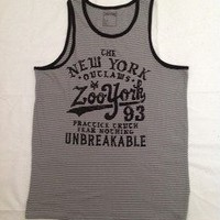 Tuanis — Zoo York Striped Tank Top