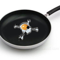 SKULL EGG AND PANCAKE MOLDER