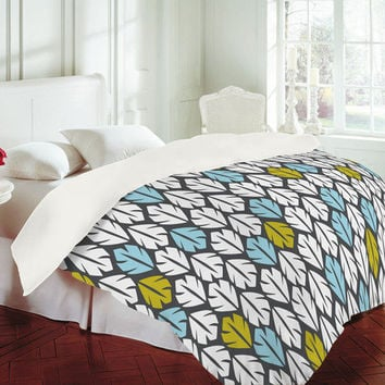 DENY Designs Home Accessories | Heather Dutton Foliar Duvet Cover