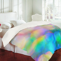 DENY Designs Home Accessories | Lisa Argyropoulos Color Me Happy Duvet Cover