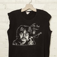 Free People Vintage John Lennon Graphic Tank