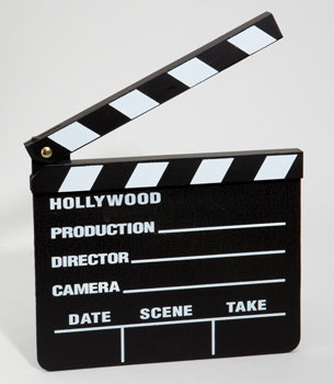 Hollywood Slate Board