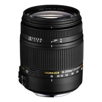 Sigma - 18-250mm f/3.5-6.3 DC OS Macro HSM Standard Zoom Lens for Select Canon EF-S DSLR Cameras