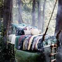 Favorite Places and Spaces / Now that&#x27;s a hammock!