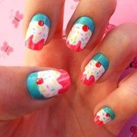 Nailing it Right / Easy Spring Nail Art Ideas