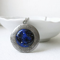 You're My Universe - Locket Necklace