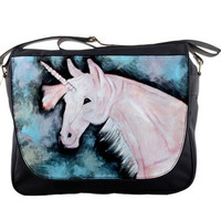 Unicorn Messenger Bag, Back to school - Destiny