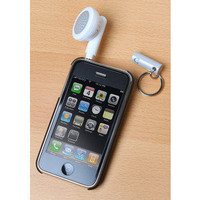 Earphone Speaker Keychain