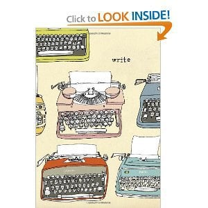 Julia Rothman Typewriter Eco-Journal [Diary]