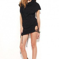 DEMOBAZA Black Sense Dress