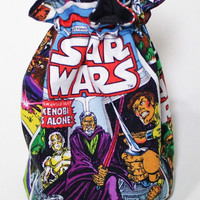 Star Wars Drawstring Bag