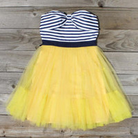 Tulle & Thread Dress in Lemon, Sweet Women's Country Clothing