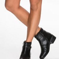 Ankle Wrap Boot - Nly Shoes - Black - Everyday Shoes - Shoes - Women - Nelly.com