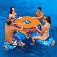 Floating Aqua Table- WOW Sports-Fitness &amp; Sports-Scuba &amp; Swimming-Inflatables &amp; Pool Toys