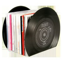 VINYL BOOKENDS - LARGE - Gifts For Everyone - Gifts - The Conran Shop US