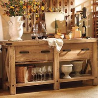 Belmont Buffet | Pottery Barn