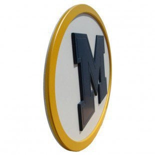 Fan Creations University of Michigan Logo Wall Art - C0504-Michigan