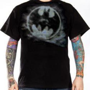 ROCKWORLDEAST - Batman, T-Shirt, Bat Signal