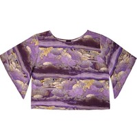 Samantha Pleet Storm Floating Blouse