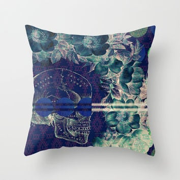 Remains of Yesterday Throw Pillow by Sandra Arduini   Society6