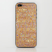 To Love Beauty Is To See Light II (Crystal Prism Abstract) iPhone & iPod Skin by soaring anchor designs ⚓ | Society6
