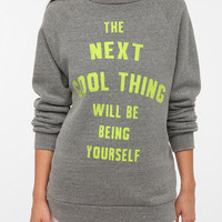 Local Celebrity Cool Thing Sweatshirt