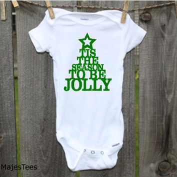 Christmas Tree Onesuits®, Baby's 1st Christmas, Toddler, kids