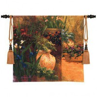Fine Art Tapestries Evening Glow - O&#x27;toole, Nancy - 1411-WH
