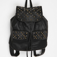 Deena &amp; Ozzy Heavy Studded Backpack