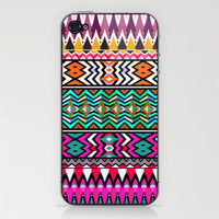 Mix #106 iPhone &amp; iPod Skin by Ornaart | Society6