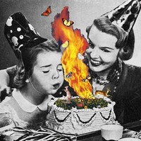 Come On Darling, Make Their Wish by Eugenia Loli