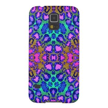 Animal Print Abstract Pattern Galaxy5 cases