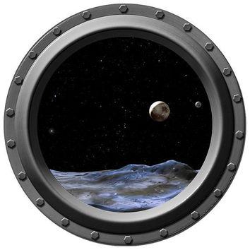 The View from Pluto by WilsonGraphics