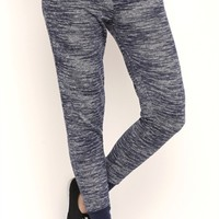 Space Dye French Terry Jogger Pants