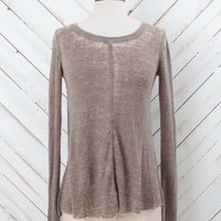 White Crow Whisper Mineral Wash Thermal | Altar'd State
